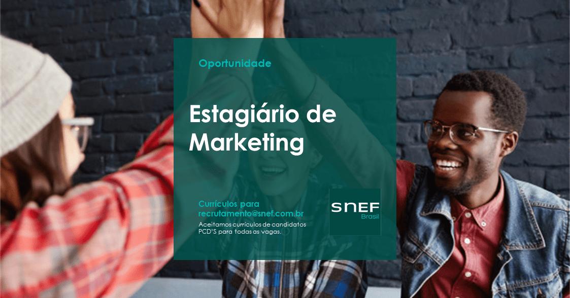 Estágio Marketing